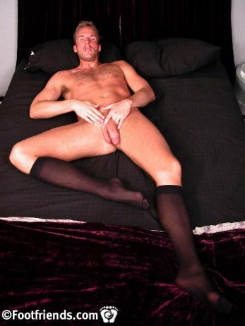 gay nylon fetish