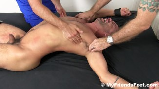 male tickling