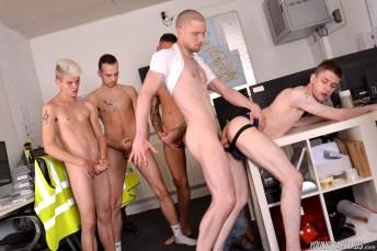 boys orgies
