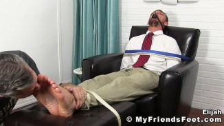 gay bondage feet