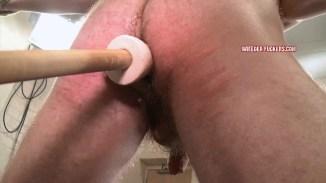 gay huge dildo