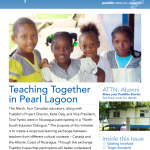 Pueblito Newsletter