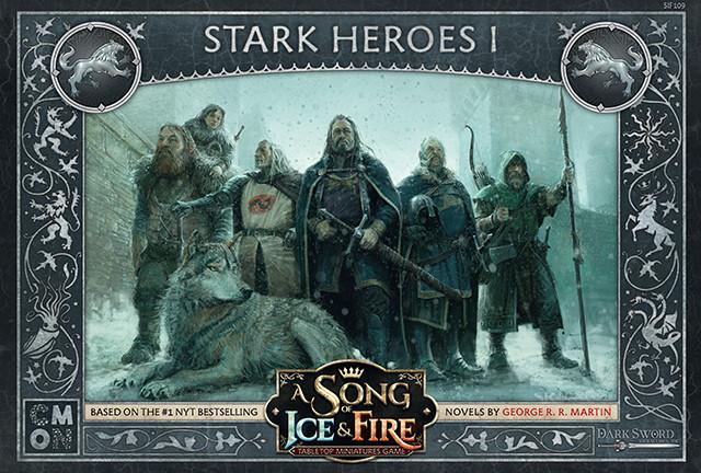 Stark Heroes #1