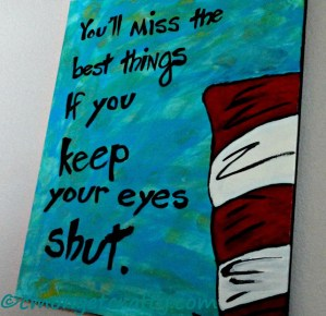 Playing with Paint #2: Getting Suess-y