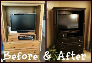 Makeover: DIY Hutch Rehab