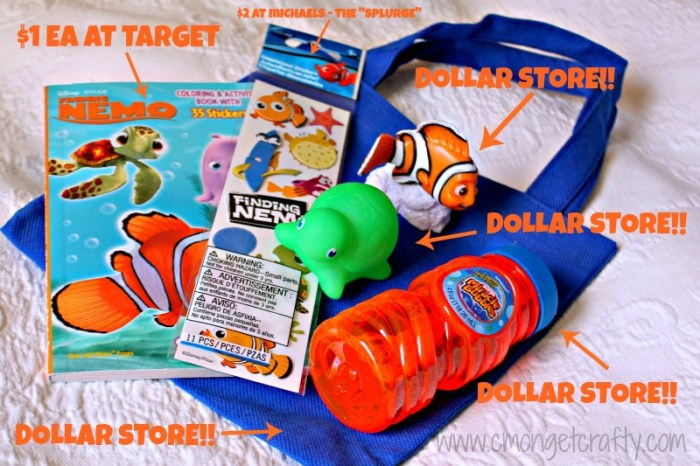 Nemo Birthday Party Ideas