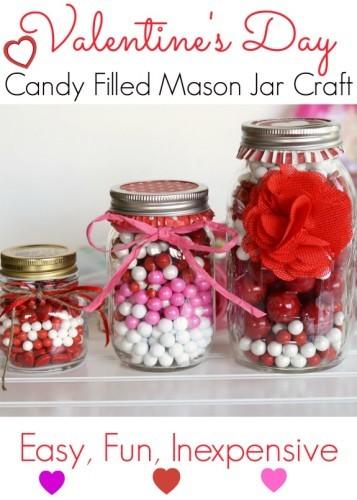 14 Valentine's Day Crafts
