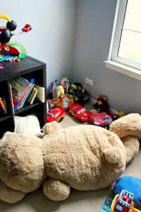 Super Stuffed Animal Storage DIY