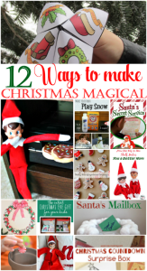 12 Ways to Make Christmas Magical