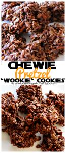 """Star Wars Inspired No Bake """"Wookie Cookies"""""""