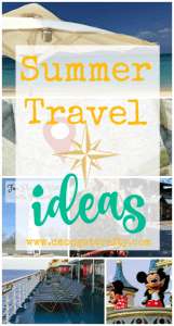 Summer Travel Ideas {Merry Monday Link Party}