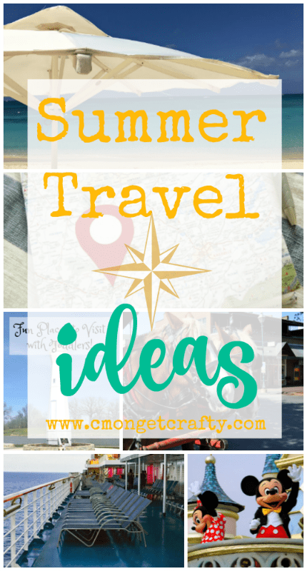 Are you planning on a summer vacation, but not sure where to go or what to do? Check out a few summer travel ideas for inspiration!