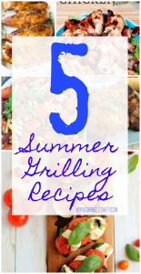 Summer Grilling Ideas {Merry Monday Link Party #160}