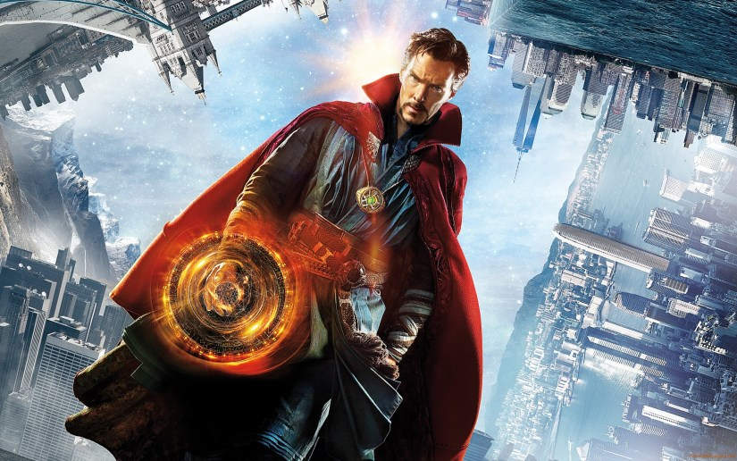 Doctor Strange en Nueva York