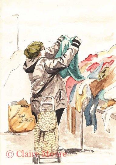 Marina boot sale