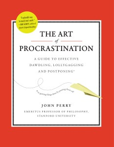 Art of Procrastination cover2