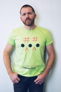 Ellipsis T-shirt, adult