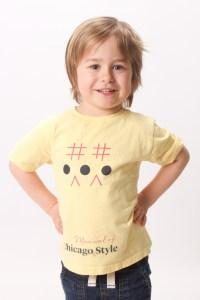 Ellipsis T-shirt design, kids