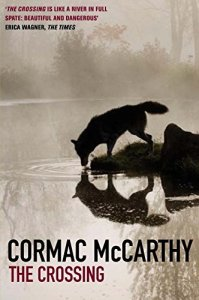 Book cover for The Crossing, by Cormac McCarthy