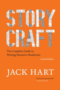 Storycraft, by Jack Hart, cover