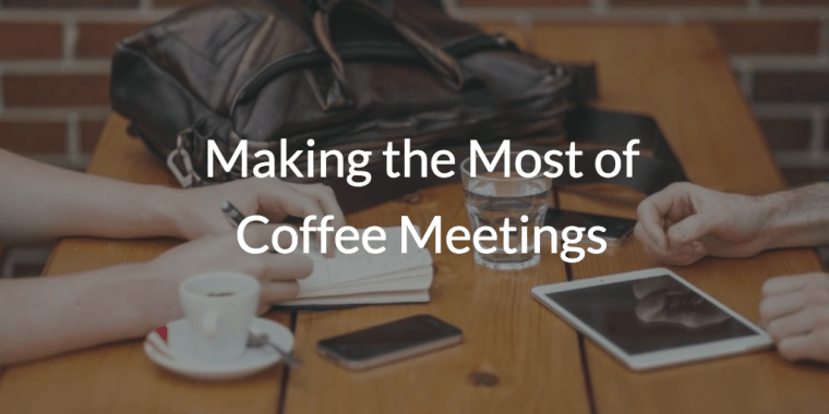 coffee meetings