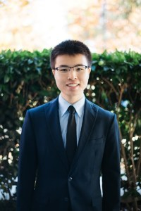 VP Events - Benji Huang