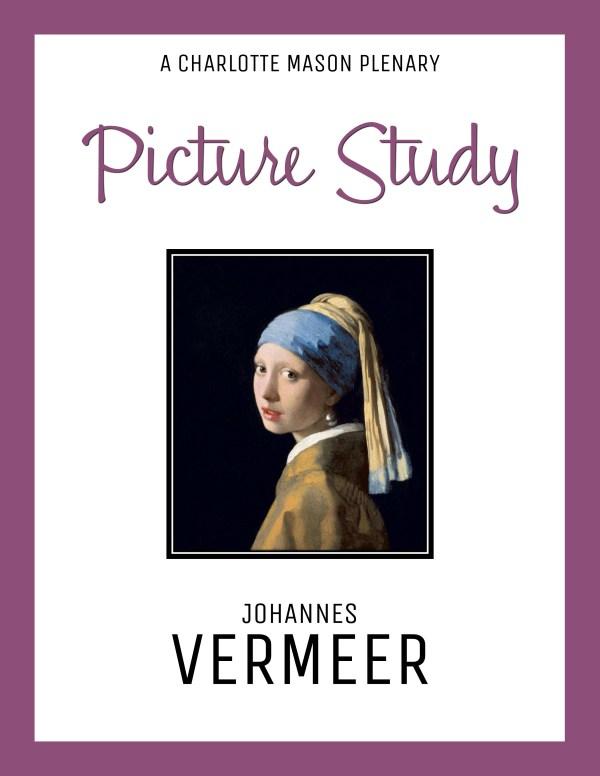 Picture Study Vermeer Charlotte Mason