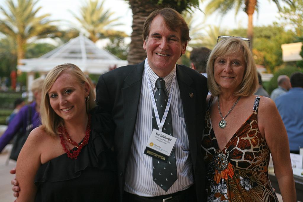 In Memoriam: Ron Spielberger