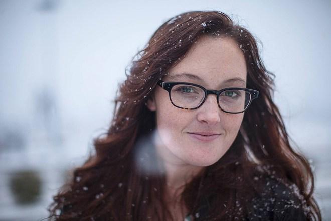 Carolyn Van Houten. Photo by Ray Whitehouse.