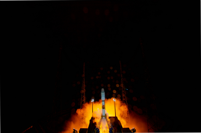 Missão espacial foi lançada para estudar planetas fora do Sistema Solar