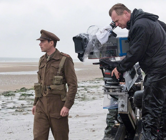 Dunkirk Post Wrangling Two Large Formats