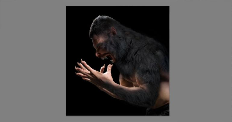 how to create realistc fur in photoshop