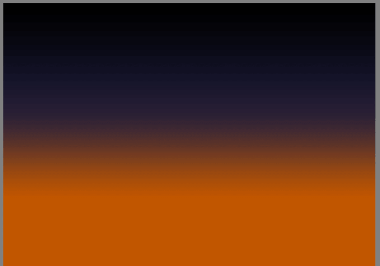 sunset sunrise color gradient
