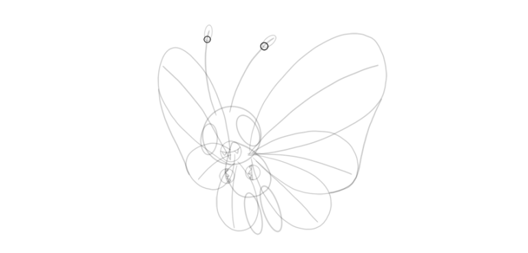 final antennae butterfree