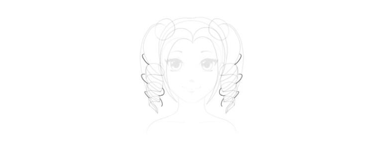 add more curls