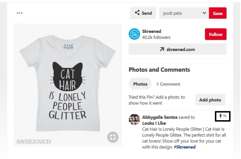 cat-hair-t-shirt-design-ideas-pinterest