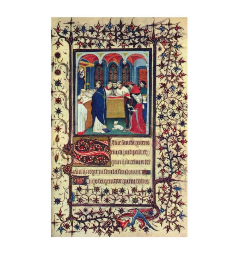 gothic manuscript