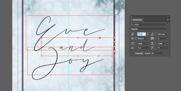klast font