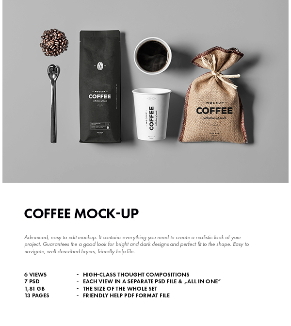 Coffee Mock-up