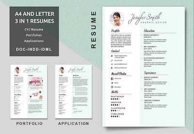 Free Resume Templates Open Office Libreoffice Ms Word