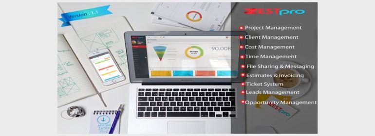 Zestpro - Project Management