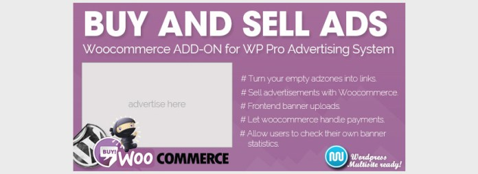 Pro Ads Buy and Sell WooCommerce