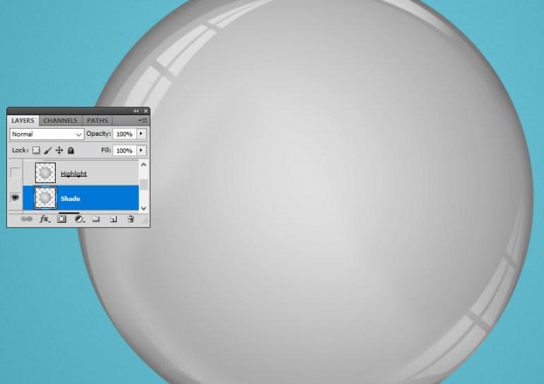 Add Snow Globe Overlay