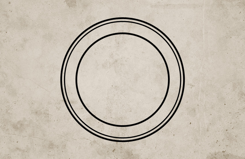 Draw Circle in Photoshop