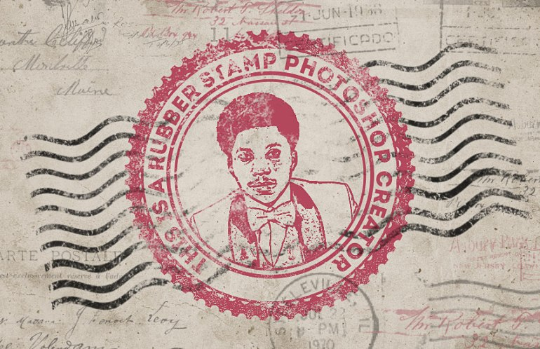 How to Create a Rubber Stamp in Photoshop
