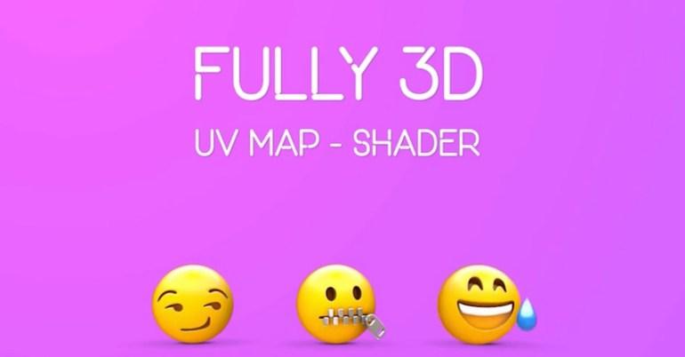 3D Emoji