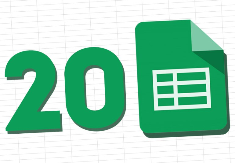 20 Free Google Sheets Templates Illustration