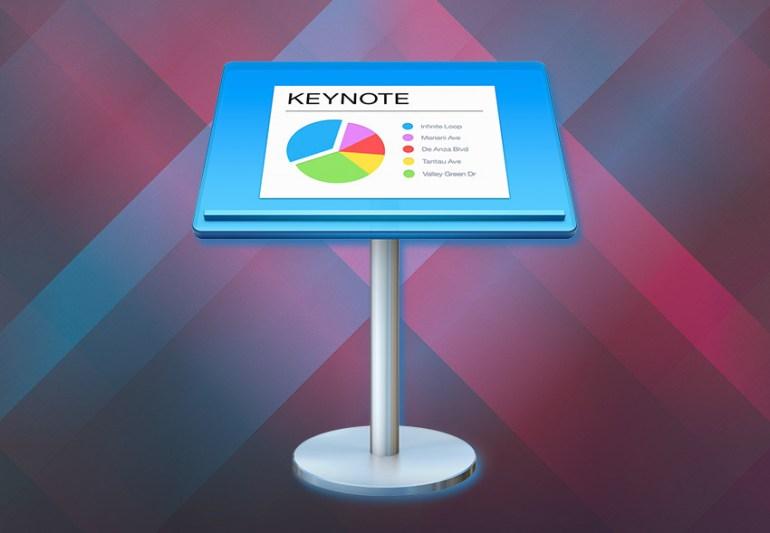 Add Animations Apple Keynote