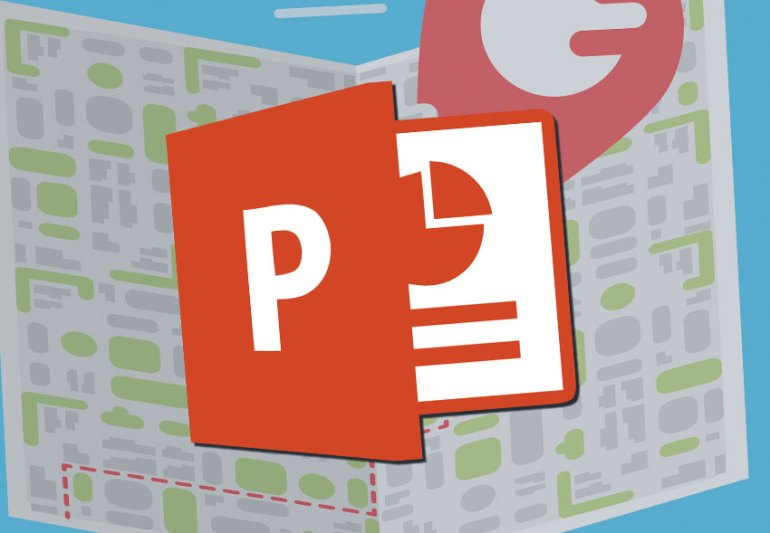 how to make interactive maps in powerpoint with templates www 101