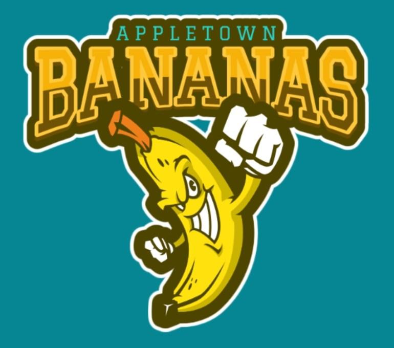 Sports Logo Maker Fruits and Vegetables